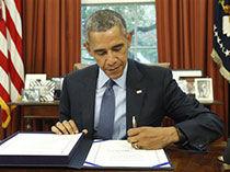 تبعات اقتصادی نامهای که اوباما آنرا امضا کرد