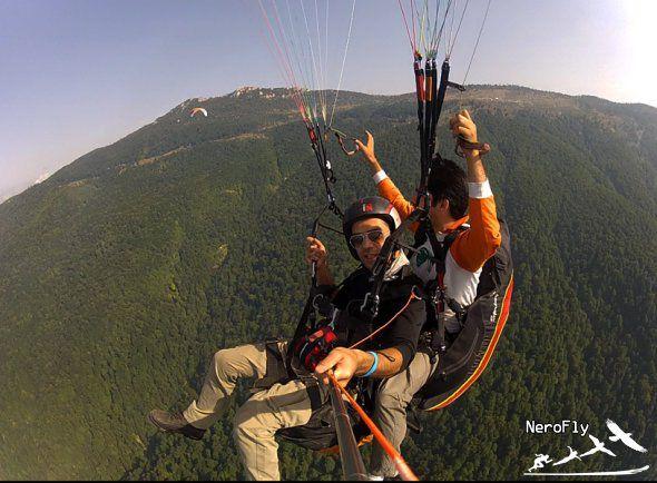 پرواز شگفت آور بر فراز ابرها و جنگل های مخملی سایت درازنو+تصاویر