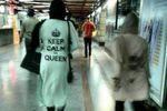 چه کسانی ملکه ها را به خیابان ها میفرستند؟