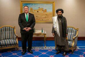 فیلم/ پشت پرده دیدار پمپئو و نماینده طالبان چیست؟