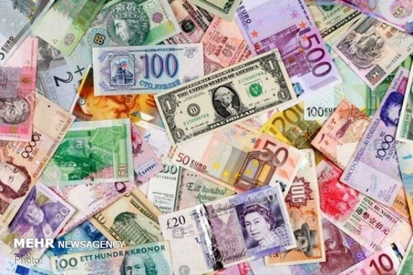 جزئیات قیمت رسمی انواع ارز/نرخ ۲۹ ارز کاهش یافت