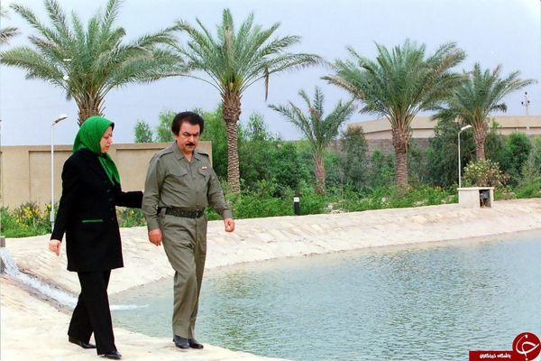 """""""مسعود رجوی"""" مرده است/از بمباران """"پادگان اشرف"""" تا قبری در """"پاریس"""" + تصاویر"""