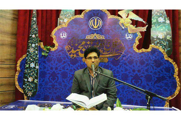دانشجویان دانشگاه آزاد اسلامی بندرگز در مسابقات قرآنی گلستان درخشیدند