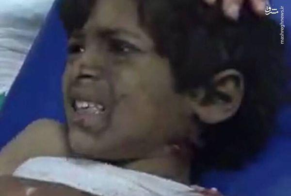 فیلم/ جنایت سعودی ضد زنان و کودکان یمنی