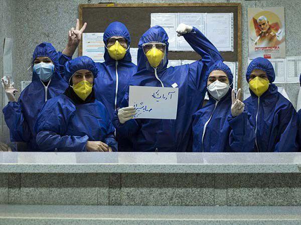 بیمارستان صیاد شیرازی گرگان از پذیرش بیماران کرونا خارج شد