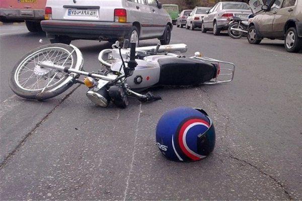تصادف ۲ موتورسیکلت در کردکوی جان ۲ نفر را گرفت
