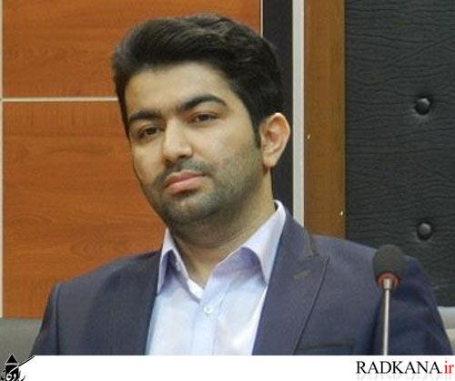 ایمان روشناسان سرپرست حراست سازمان همیاری شهرداریهای +تصاویر