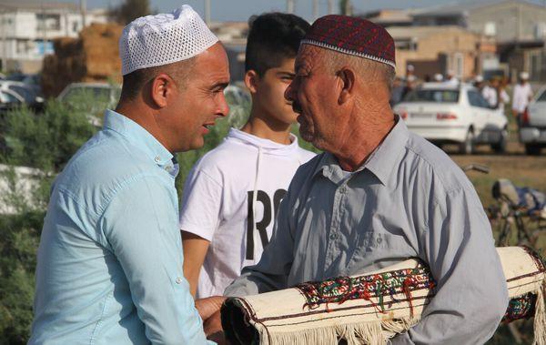 گذری بر شرایط ترکمن صحرا در آستانه عید قربان