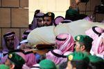 تصاویر/ مراسم تشییع جنازه ملک عبدالله