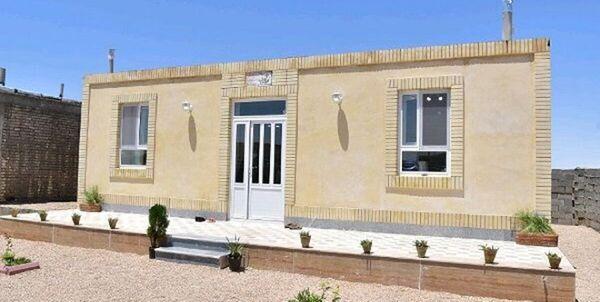 احداث ۱۵۰۰ واحد مسکونی روستایی در شهرستان گرگان