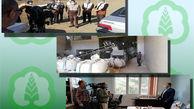 «راه ادامه دارد» ویژه برنامه هفته بسیج سیمای گلستان