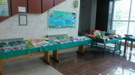 گزارش تصویری نمایشگاه لوازم التحریر در کانون دانش آموزی کوثر کردکوی