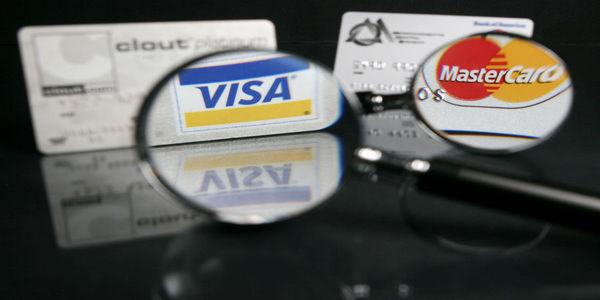 کارت های بانکی ایران مشابه ویزا و مستر کارت می شوند