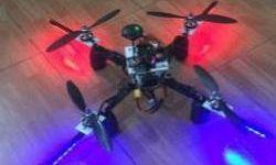 رونمایی از پهباد «رهام» در نخستین کنفرانس ملی رباتهای پروازی