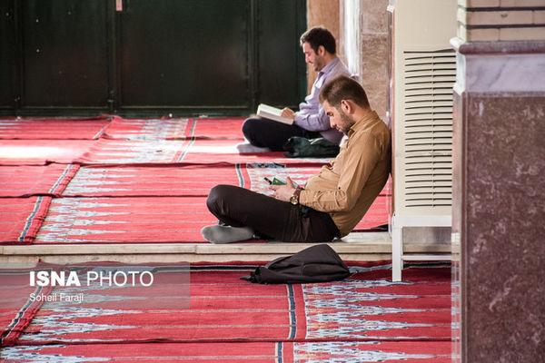 برگزاری مراسم عرفه در برخی از مکانهای مذهبی و اماکن متبرکه