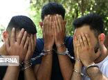 سه سارق مرتکب ۵۹ فقره سرقت در آزادشهر دستگیر شدند