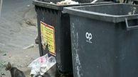 نارضایتی شهروندان گرگانی از بوی نامطبوع مخازن زباله/ وقتی سطلهای زباله منشأ آلودگی میشوند