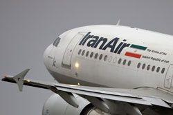 """خط جدید پروازی """"ایران ایر"""" در گرگان راه اندازی شد"""