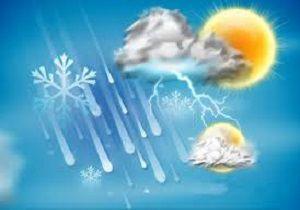 پیش بینی دمای استان گلستان، سه شنبه بیست و چهارم دی ماه
