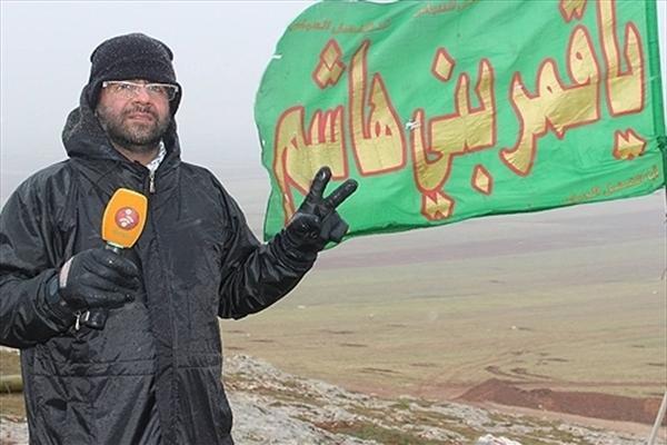 دستخط «خبرنگار شهید» +عکس