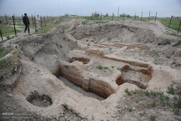 دل خاک از گذر تاریخ می گوید/ظرفیتِ مغفول مانده شهر تاریخی جرجان