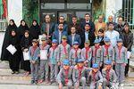 25 شهردار مدرسه در گالیکش حکم گرفتند + تصویر