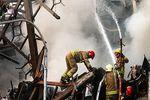 ۴ نفر زیر آوار پلاسکو زنده اند/ فاز جدید امداد رسانی کلید خورد