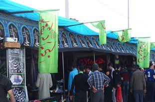 گلستان در مشهد مقدس صاحب زائرسرا میشود