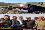 تفاوت جنگیدن سردار سلیمانی و شهردار لندن در کردستان عراق+عکس