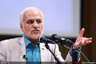سخنرانی حسن عباسی در دانشگاه کردستان