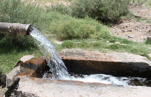 اصلاح و توسعه شبکه آب شرب شهر با اعتبار ۲۰۰ میلیارد ریال در دست اقدام است