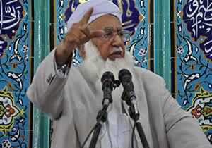 قتل امام جمعه اهل سنت را محکوم می کنیم