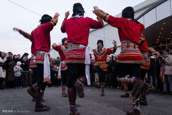 برگزاری جشنواره اقوام در گرگان
