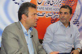 تحرک مدیران با حضور فعال استاندار گلستان در مسائل