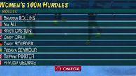 عکس/ اتفاقی نادر در المپیک ریو