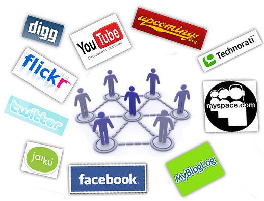 آمارها و حقایق درباره شبکه های اجتماعی در سال 2013