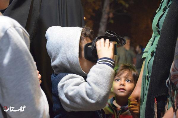 شب دوم | موکب جاماندگان اربعین در گلستان/کلیپ