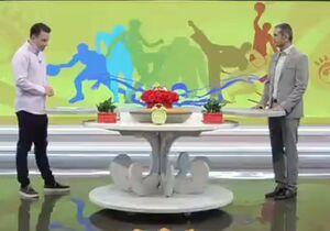 فیلم/ واکنش داور بازی فولاد-استقلال به پست فرهاد مجیدی