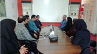 بازدید از دفتر تسهیلگری و توسعه محلی انجیراب شهرستان گرگان