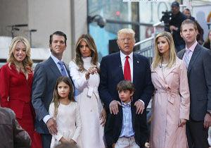 هزینۀ روزانۀ حفاظت از اعضای خانواده ترامپ چقدر است؟