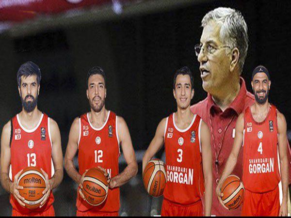 4 بازیکن تیم شهرداری گرگان در لیست جدید تیم ملی بسکتبال