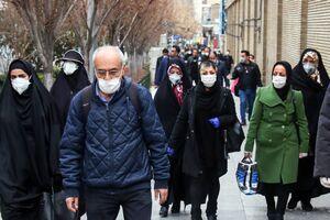 فیلم/ فراگیر شدن استفاده از ماسک میان مردم