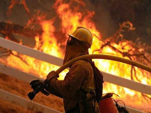 برگزاری کارگاه آموزش ایمنی و آتش نشانی در گرگان