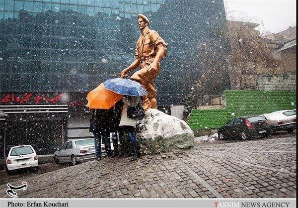 هواشناسی ایران پیش بینی برف و باران ۶ روزه در ۳۱ استان/هشدار کولاک برف و سیلاب