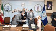 اهدای «138 تبلت» به دانش آموزان فاقد امکانات آموزشی استان گلستان از بانک سپه