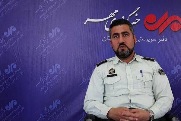 پلیس با خطرآفرینان چهارشنبه سوری برخورد می کند