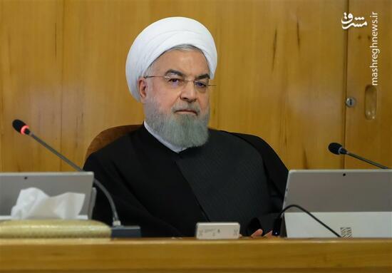 فیلم/ روحانی: جنگ طلبی به نفع آمریکا نیست