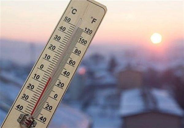 کاهش ۷ درجهای دما در نوار شمالی کشور
