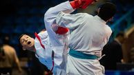قهرمان ملی کاراته استان گلستان: سال آینده در انتخابی المپیک شرکت میکنم