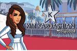 بازی  HollywoodKim Kardashian